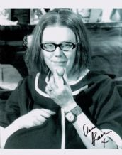 Anna Karen Autograph Photo - On The Buses